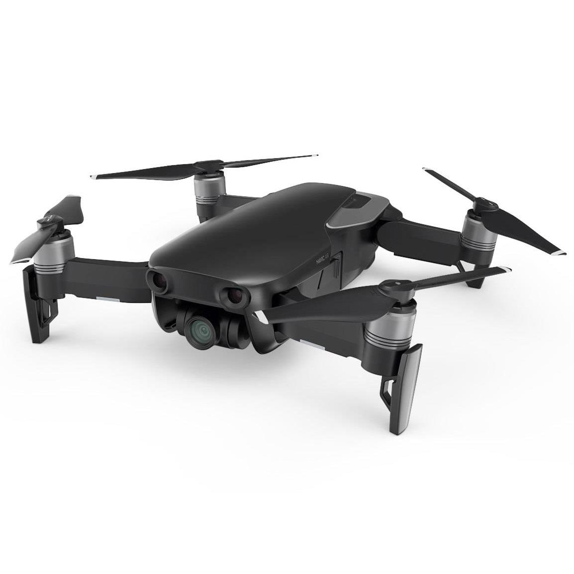 Drona DJI Mavic Air Fly More Combo, UHD 4K, 12MP, Autonomie 21min, 430g, Onyx Black