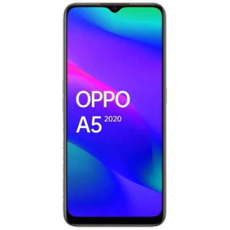 Oppo A5 (2020) Dual SIM, 64GB, 3GB RAM, 4G, White