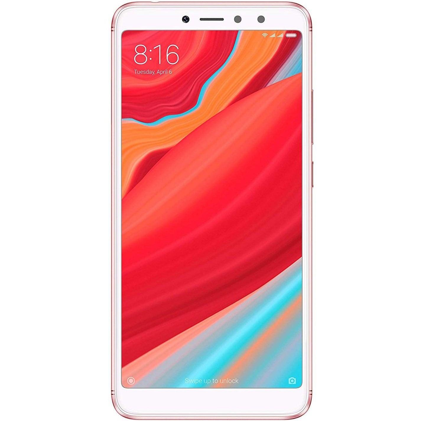 Telefon mobil Xiaomi Redmi S2, Dual SIM, 32GB, 3GB RAM, Rose Gold