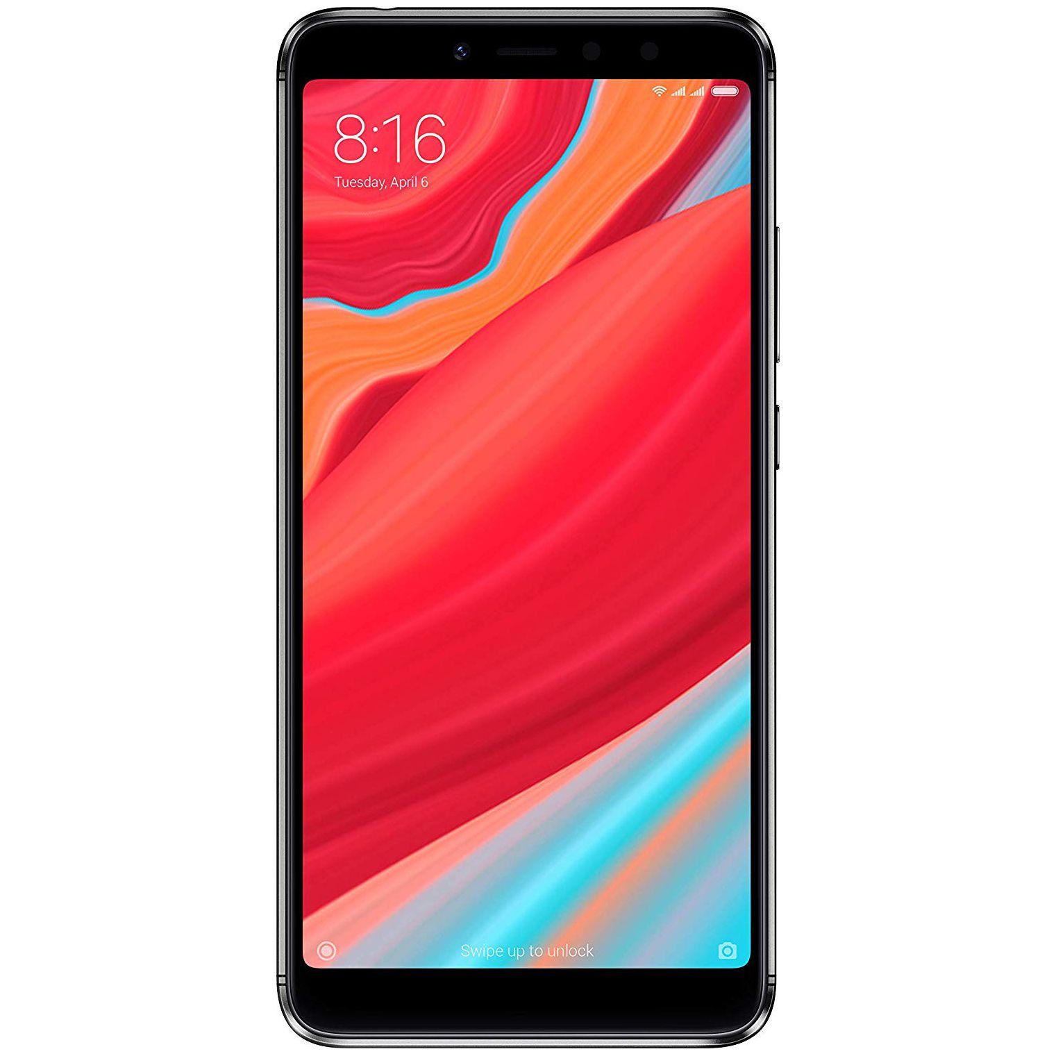 Telefon mobil Xiaomi Redmi S2, Dual SIM, 32GB, 3GB RAM, Stunning Black