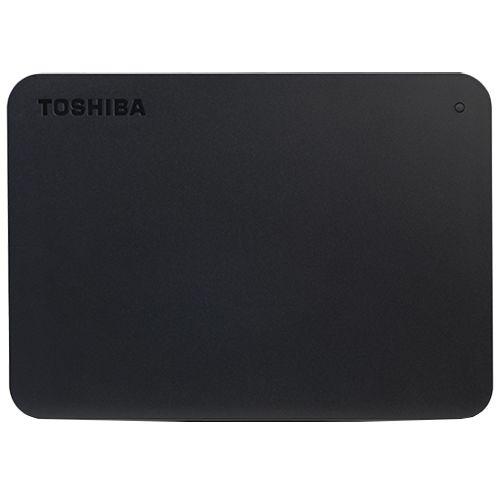 """HDD extern Toshiba Canvio Basics, HDTB410EK3AA, 1TB, 2.5"""", USB 3.0, Black"""