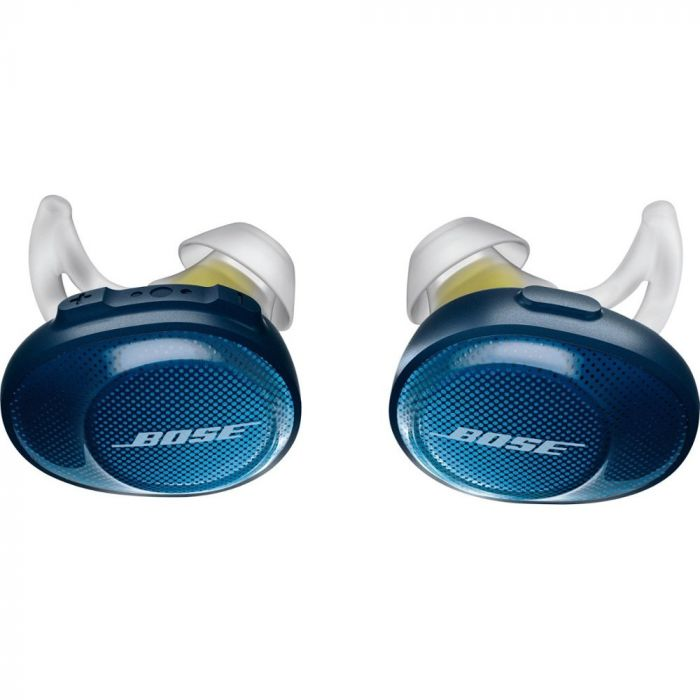 Casti In-Ear Bose SoundSport Free, Bluetooth, Blue