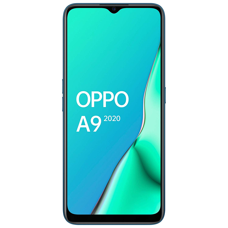 Telefon mobil Oppo A9 (2020) Dual SIM, 128GB, 4GB RAM, 4G, Marine Green