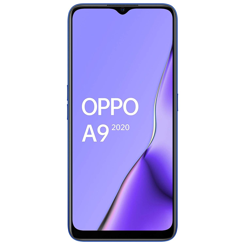 Telefon mobil Oppo A9 (2020) Dual SIM, 128GB, 4GB RAM, 4G, Space Purple