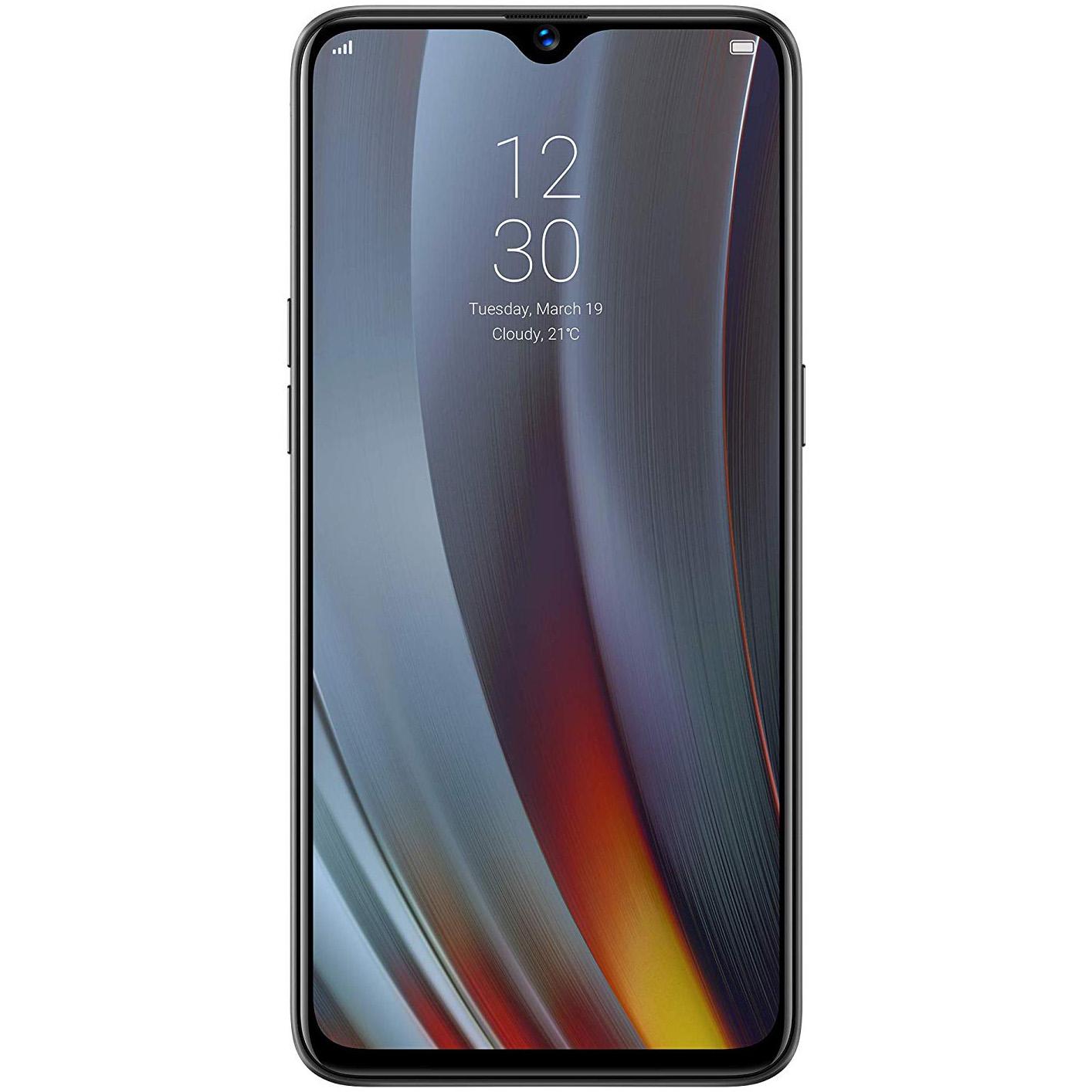 Telefon mobil Realme 3 Pro, Dual SIM, 128GB, 4GB RAM, 4G, Carbon Gray