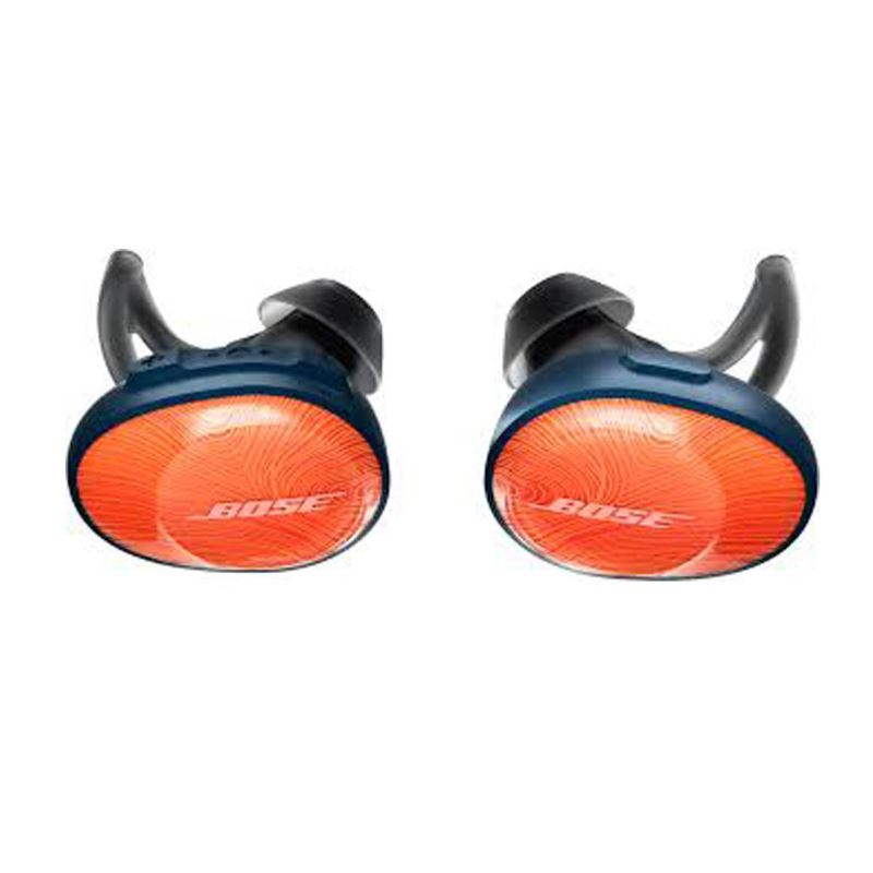 Casti In-Ear Bose SoundSport Free, Bluetooth, Orange