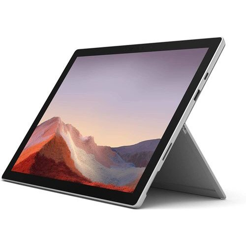 Tableta Microsoft Surface Pro 7, Procesor Intel Core i5-1035G4, 8GB RAM, 256GB SSD, 8MP, Wi-Fi, Bluetooth, Windows 10 Home, Platinum