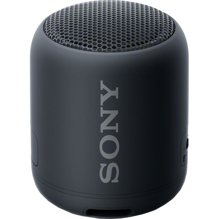 Boxa portabila Sony SRS-XB12B, Extra Bass, Bluetooth, IP67 Waterproof, Autonomie 16h, Black