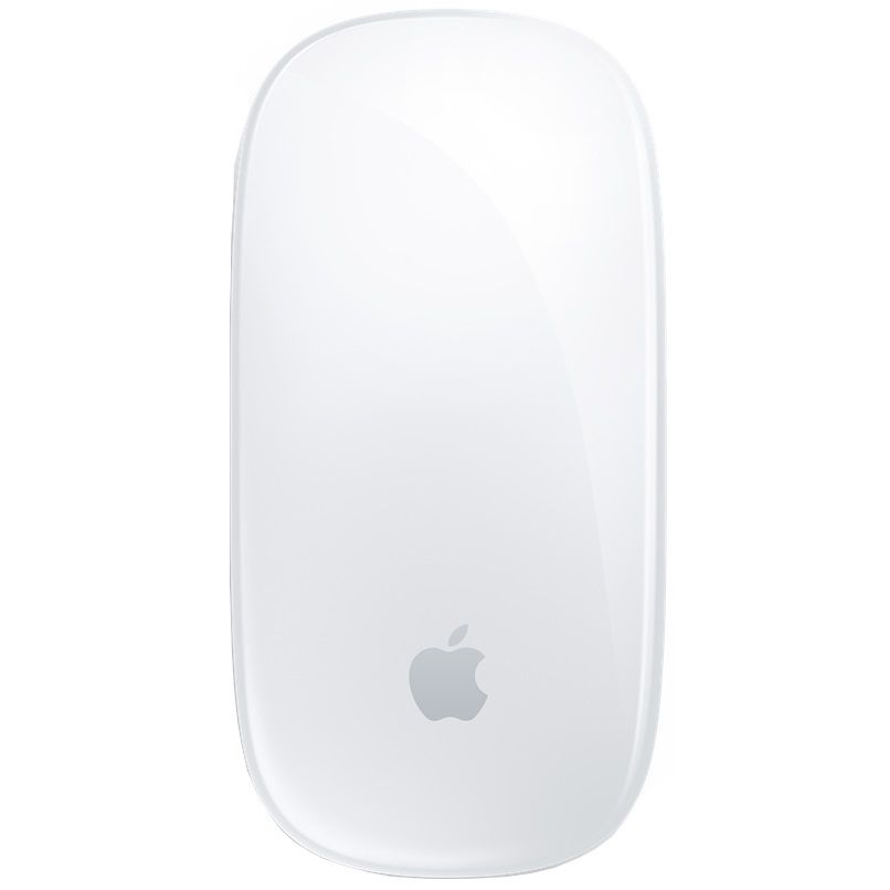 Mouse Apple Magic Mouse 2 (MLA02/MRME2), Laser, 1300 DPI, Bluetooth, Silver