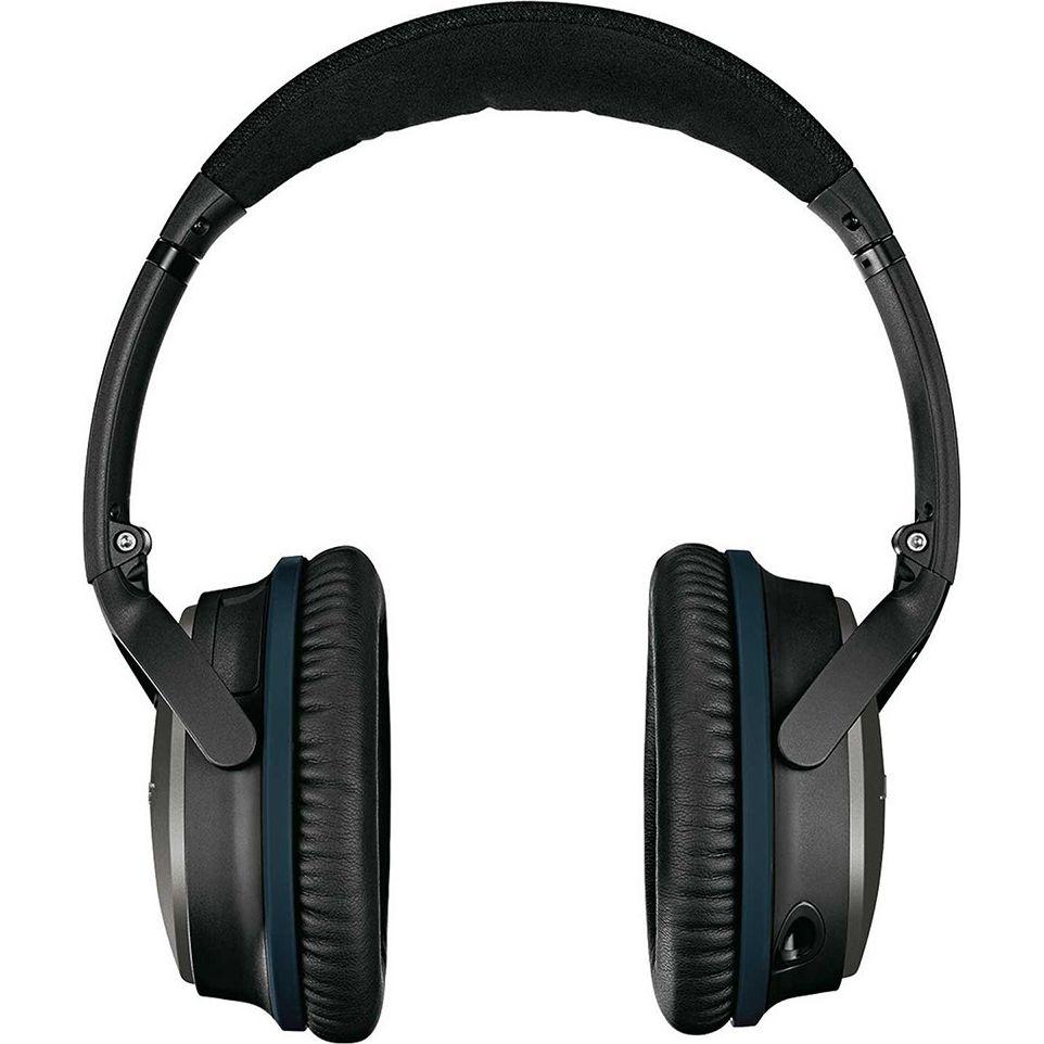 Casti audio Over-Ear Bose QuietComfort 25, Wireless, Noise Cancelling, Black