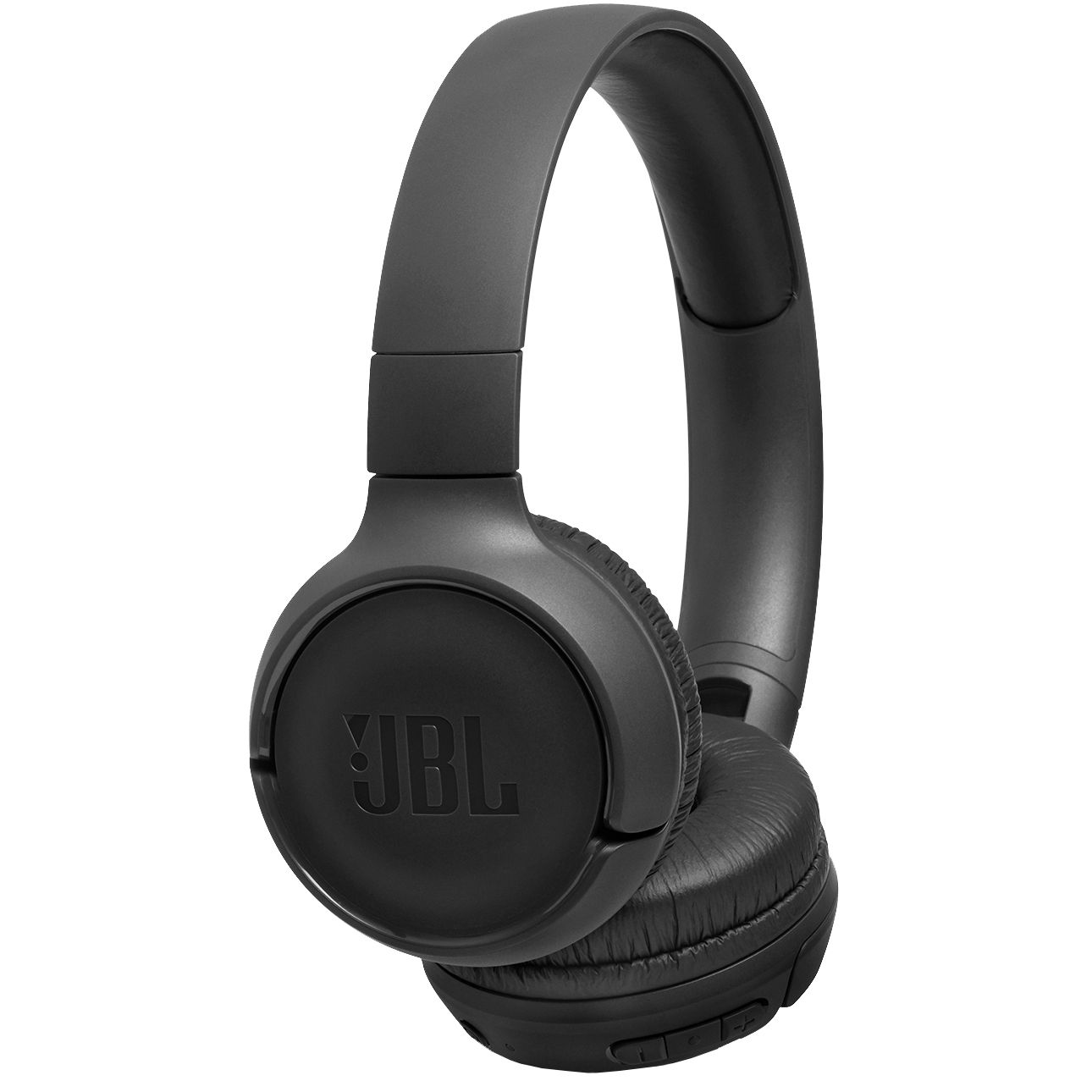 Casti audio On-Ear JBL Tune 500BT, Wireless, Bluetooth, Pure Bass Sound, Hands-free Call, 16H, Black