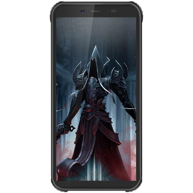 Telefon mobil Blackview BV5500 Pro, Dual SIM, 16GB, 3GB RAM, 4G, Black