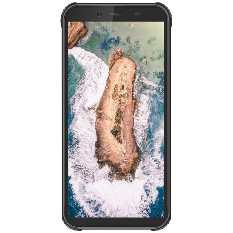 Telefon mobil Blackview BV5500, Dual SIM, 16GB, 2GB RAM, 3G, Black