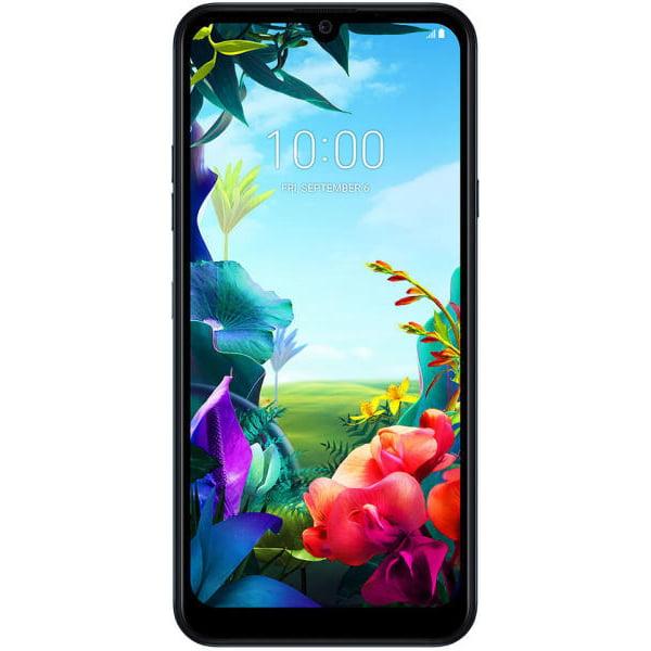 Telefon mobil LG K40S, Dual SIM, 32GB, 2GB RAM, 4G, New Aurora Black