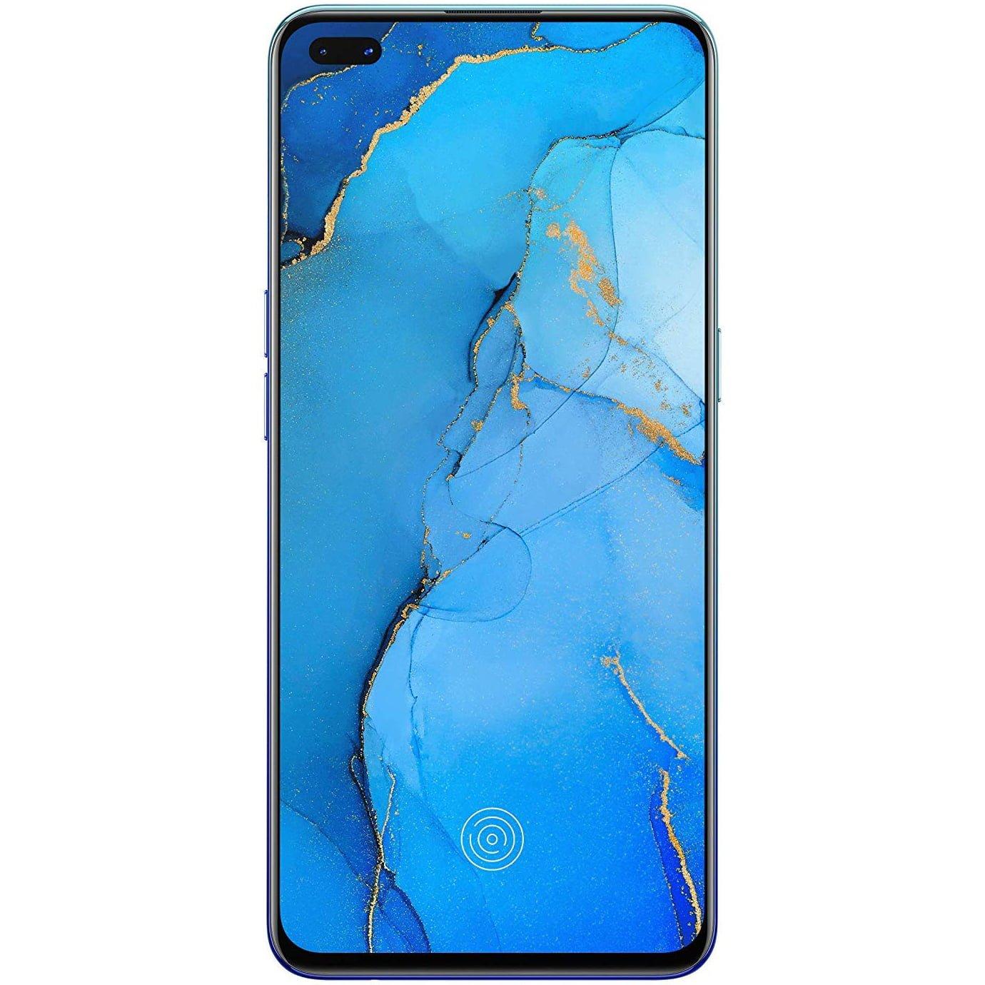 Telefon mobil Oppo Reno 3 Pro, Dual SIM, 256GB, 8GB RAM, 4G, Auroral Blue