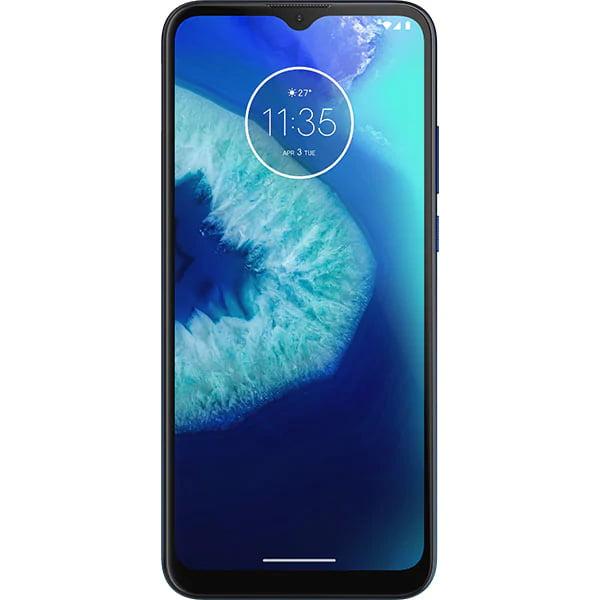 Telefon mobil Motorola Moto G8 Power Lite, Dual SIM, 64GB, 4GB RAM, 4G, Royal Blue