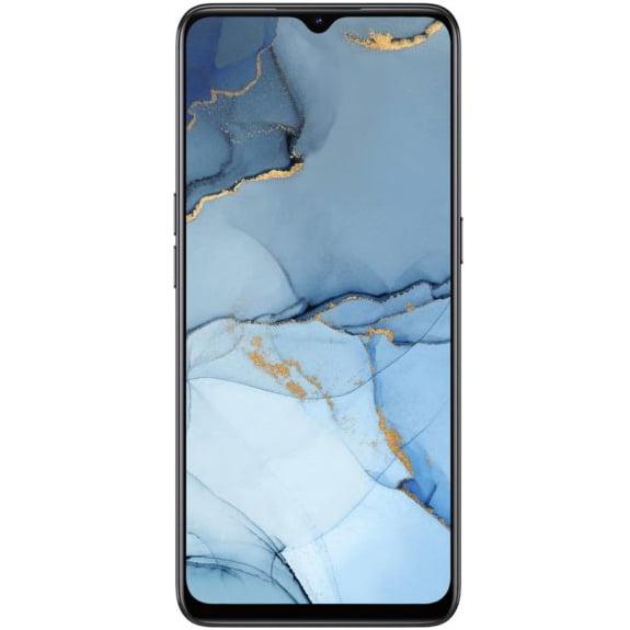 Telefon mobil Oppo Reno 3, Dual SIM, 128GB, 8GB RAM, 4G, Midnight Black