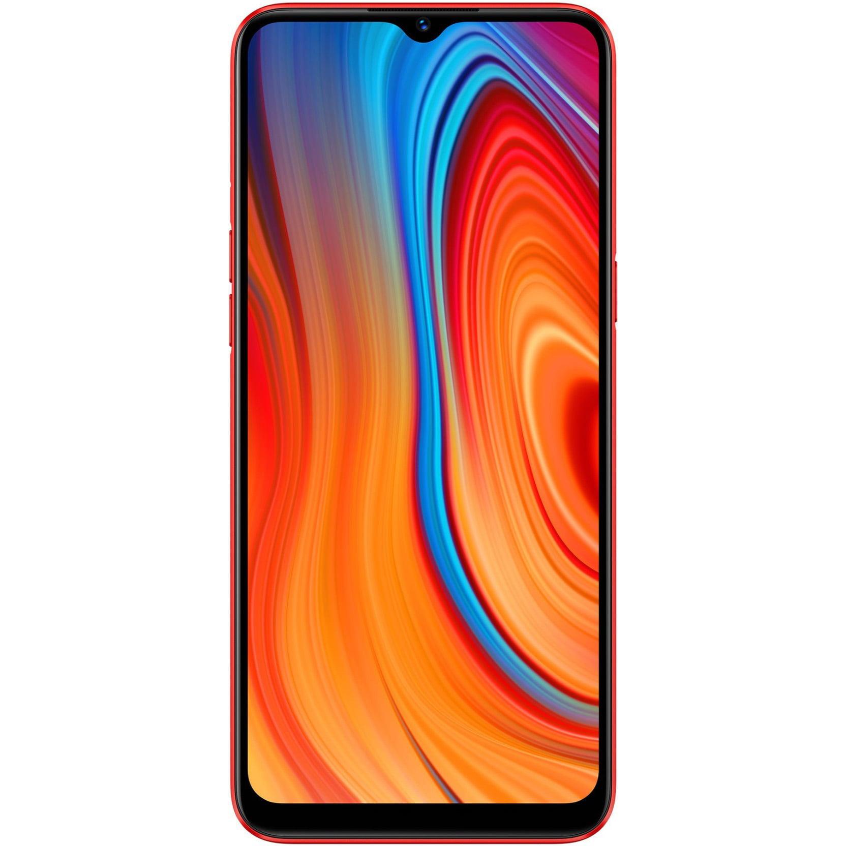 Telefon mobil Realme C3, Dual SIM, 64GB, 3GB RAM, 4G, Blazing Red