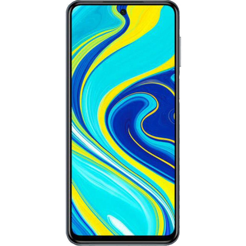 Telefon mobil Xiaomi Redmi Note 9S, Dual SIM, 4GB RAM, 64GB, Senzor 48 MP, 4G, Interstellar Gray