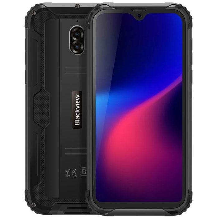Telefon mobil Blackview BV5900, Dual SIM, 5580mAh, 32GB, 3GB RAM, 4G, Black