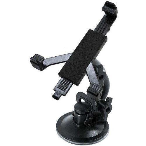 Suport auto Art universal tetiera pentru tableta 7-10 inch, AX-01, Prindere cu ventuza, Black