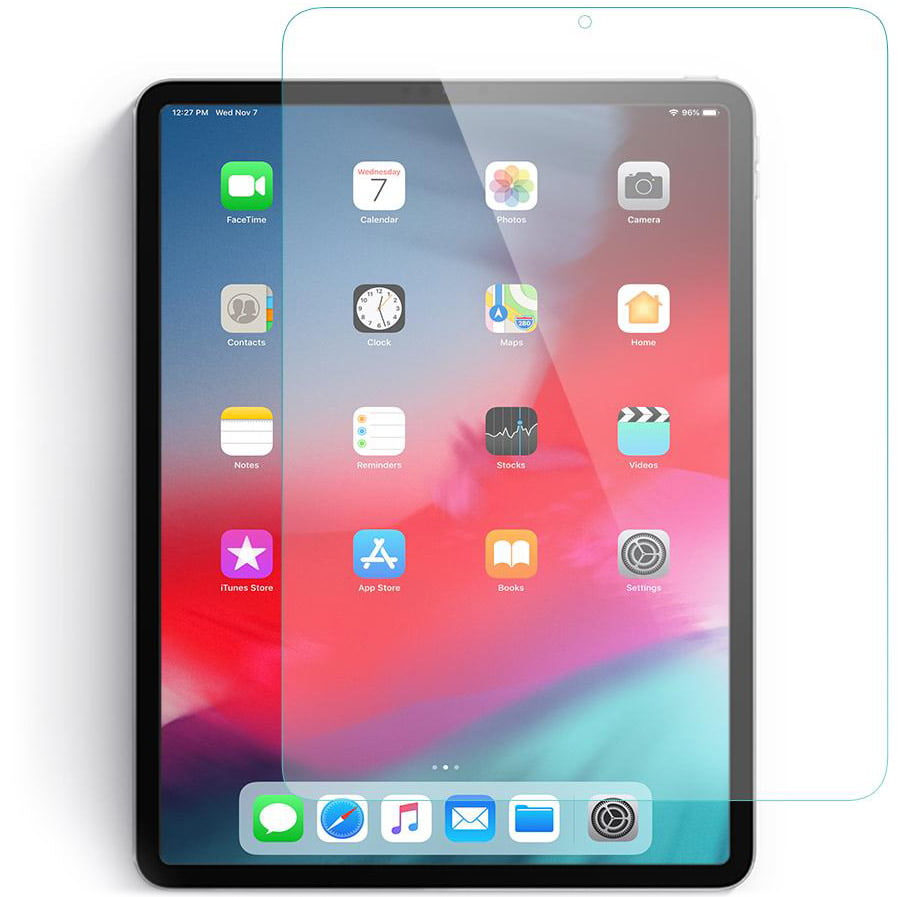 "Folie Protectie Apple iPad Pro (2018), 11"", 0.33 mm, Sticla Securizata 9H, Clear"