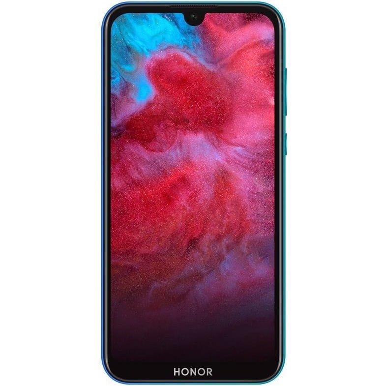 Telefon mobil Honor 8S (2020), Dual SIM, 64GB, 3GB RAM, 4G, Blue
