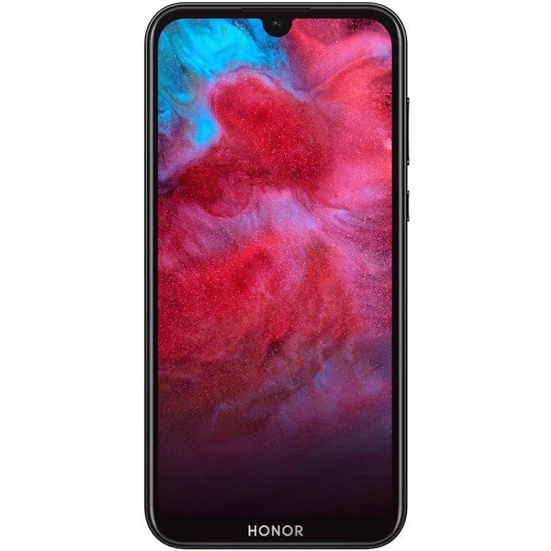 Telefon mobil Honor 8S (2020), Dual SIM, 64GB, 3GB RAM, 4G, Black