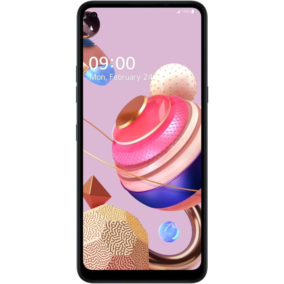 Telefon mobil LG K51s, Dual SIM, 64GB, 3GB RAM, 4G, Titanium