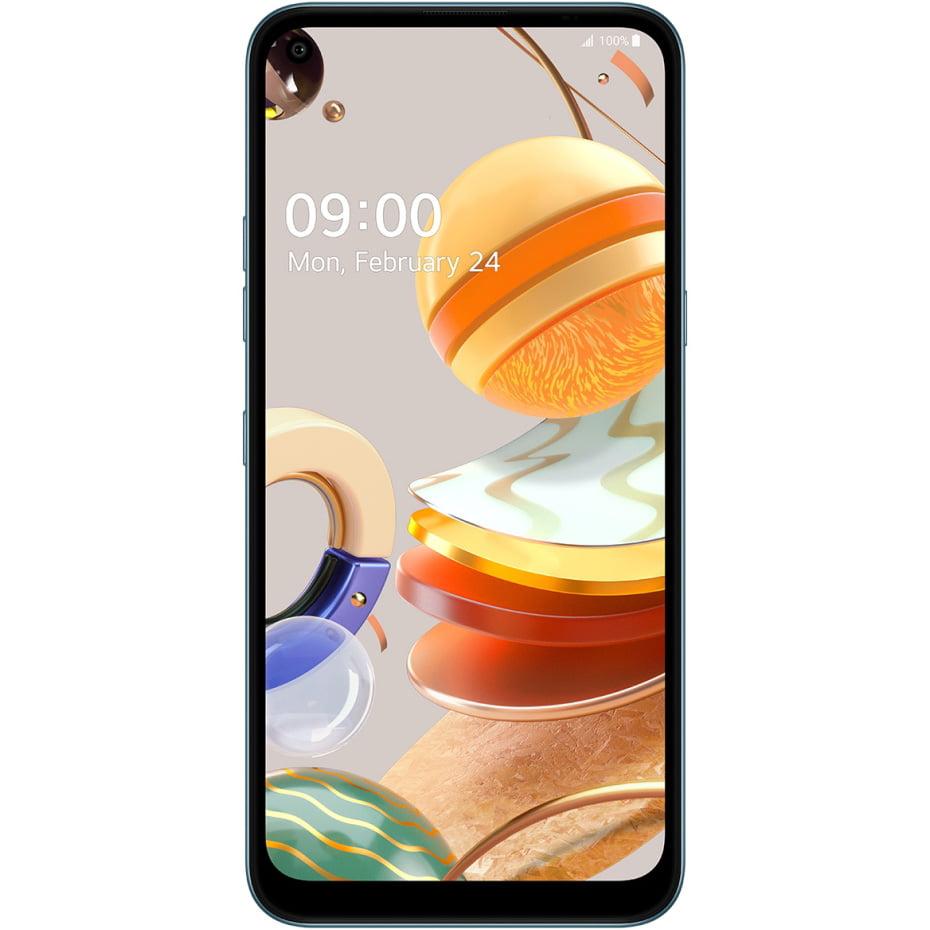 Telefon mobil LG K61, Dual SIM, 128GB, 4GB RAM, 4G, White