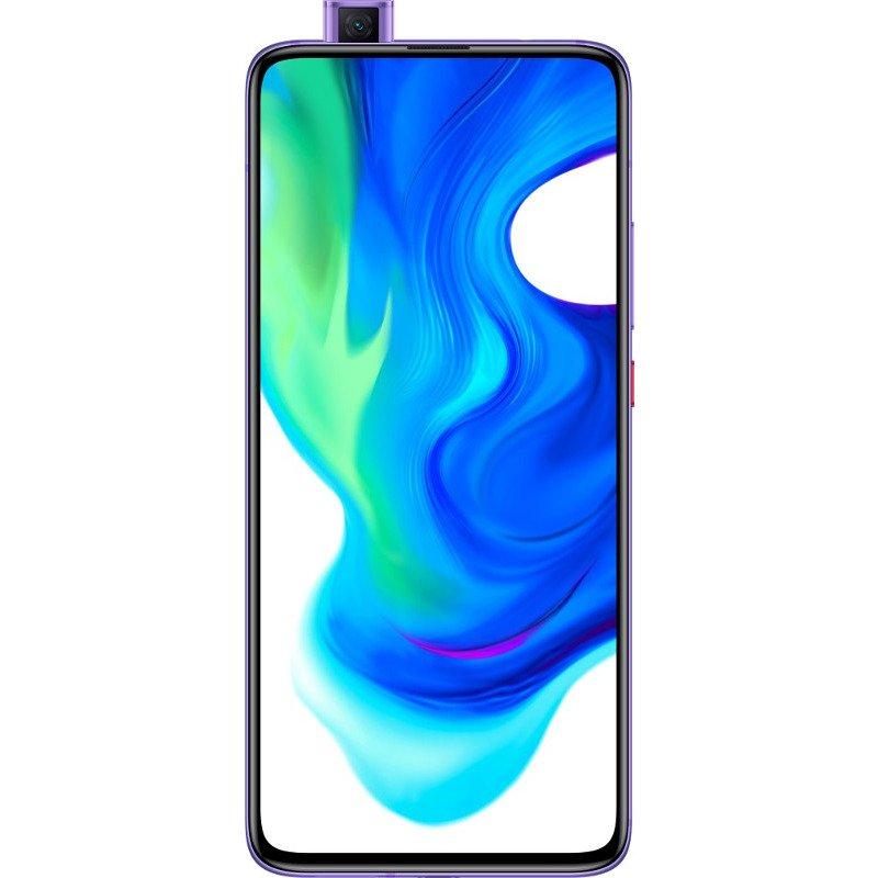 Telefon mobil Xiaomi Poco F2 Pro, Dual SIM, 128GB, 6GB RAM, 5G, Electric Purple