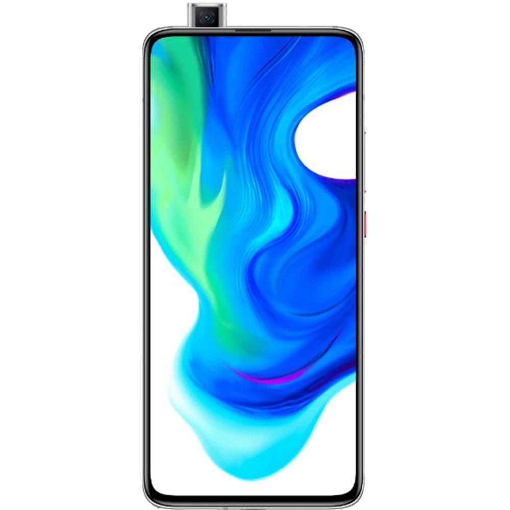 Telefon mobil Xiaomi Poco F2 Pro, Dual SIM, 256GB, 8GB RAM, 5G, Phantom White