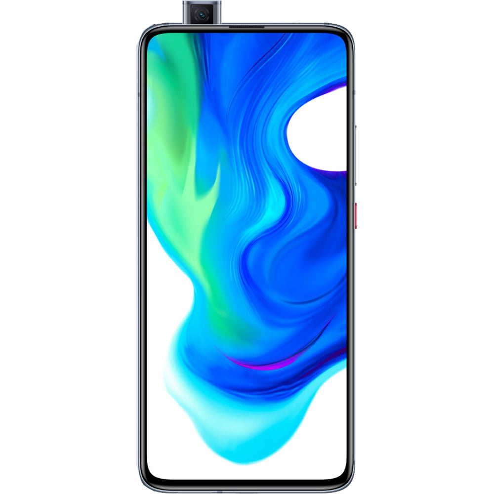 Telefon mobil Xiaomi Poco F2 Pro, Dual SIM, 256GB, 8GB RAM, 5G, Cyber Gray