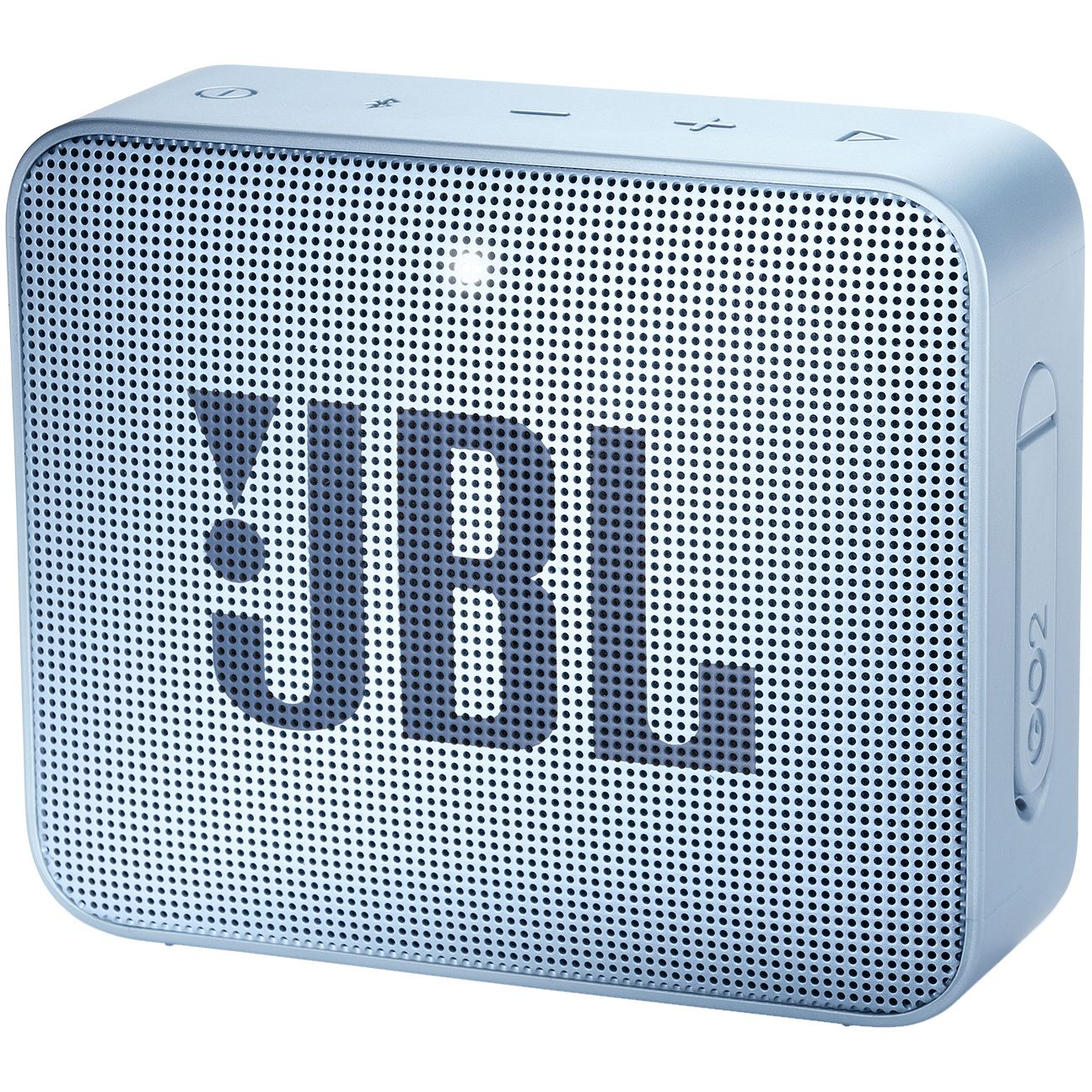 Boxa portabila JBL Go 2, Wireless, Bluetooth, IPX7 Waterproof, Icecube Cyan