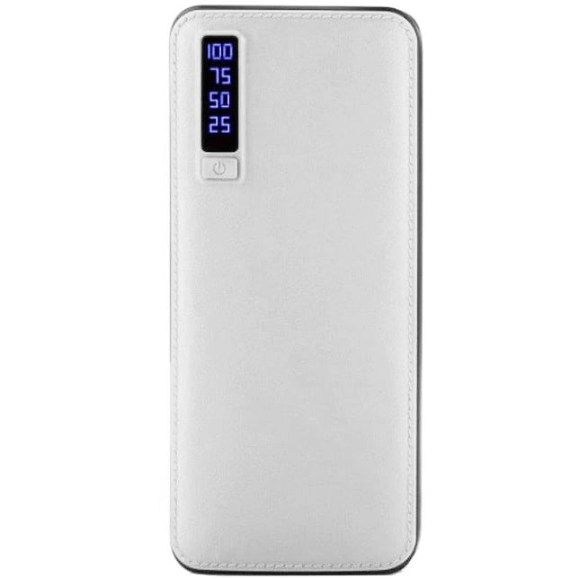 Baterie Externa (Powerbank) Elworld, 20000 mAh, Quick Charge, 3xUSB, White