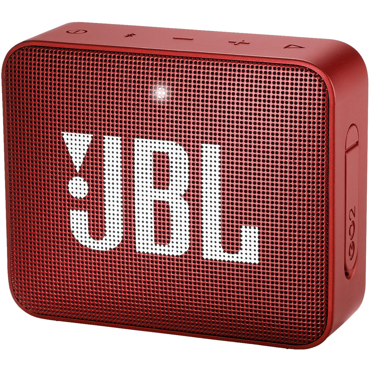 Boxa portabila JBL Go 2, Wireless, Bluetooth, IPX7 Waterproof, Ruby Red