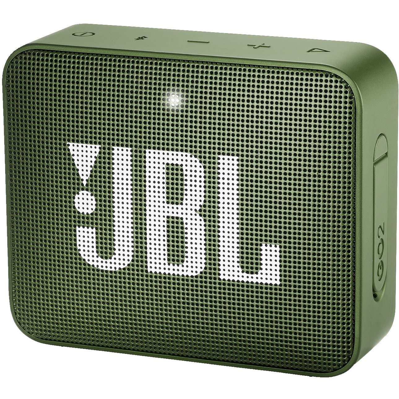 Boxa portabila JBL Go 2, Wireless, Bluetooth, IPX7 Waterproof, Moss Green