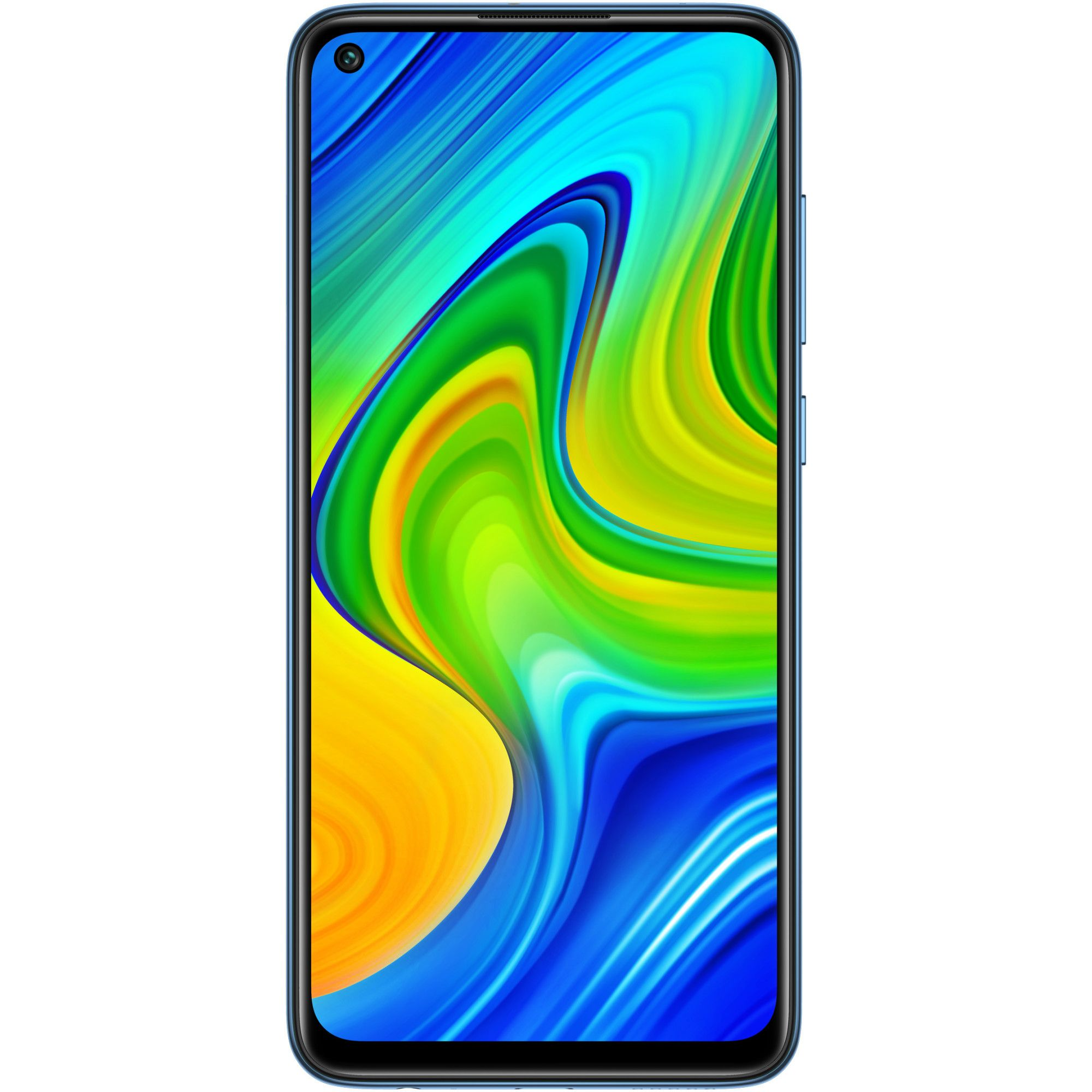 Telefon mobil Xiaomi Redmi Note 9, Dual SIM, 64GB, 3GB RAM, 4G, Midnight Grey
