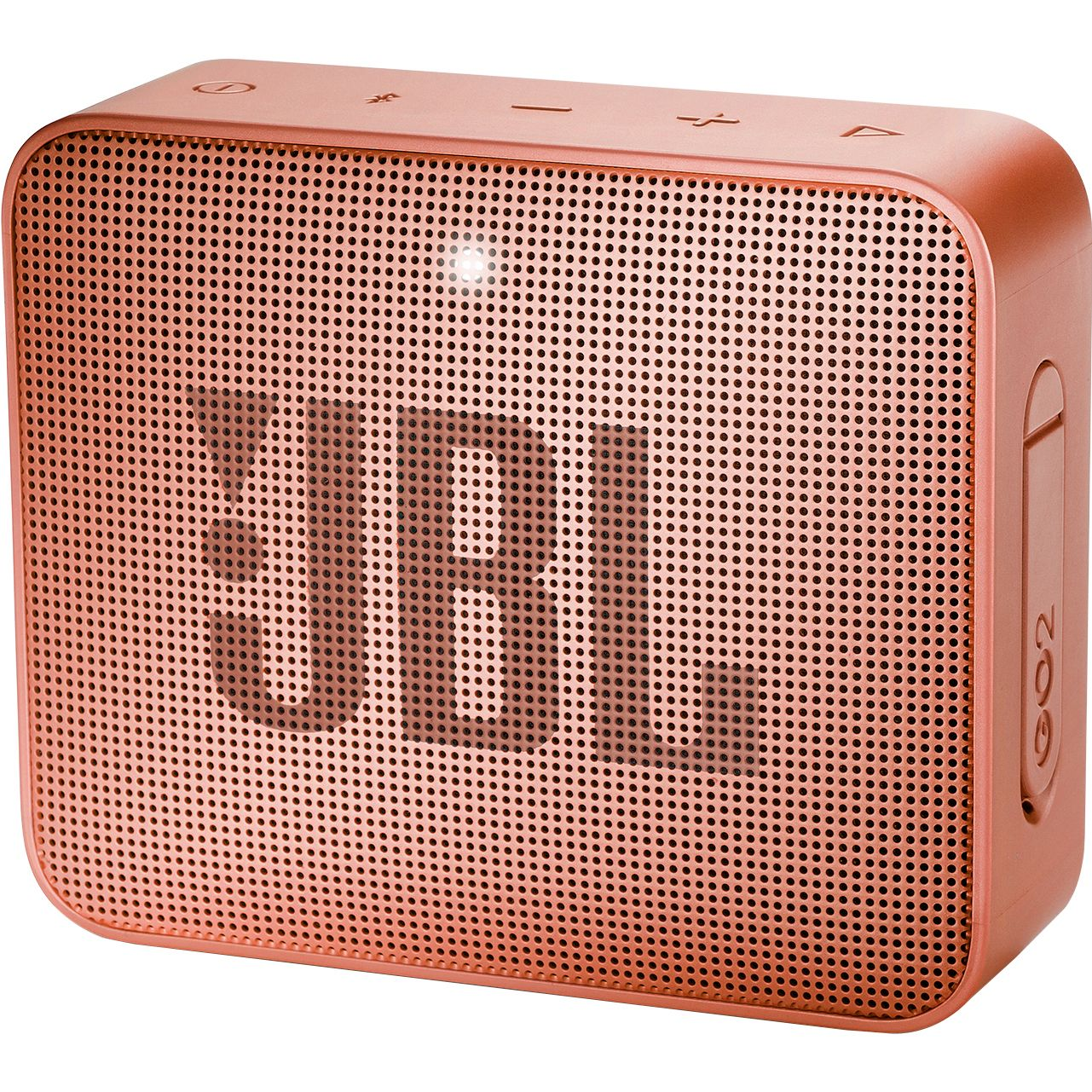 Boxa portabila JBL Go 2, Wireless, Bluetooth, IPX7 Waterproof, Sunkissed Cinnamon