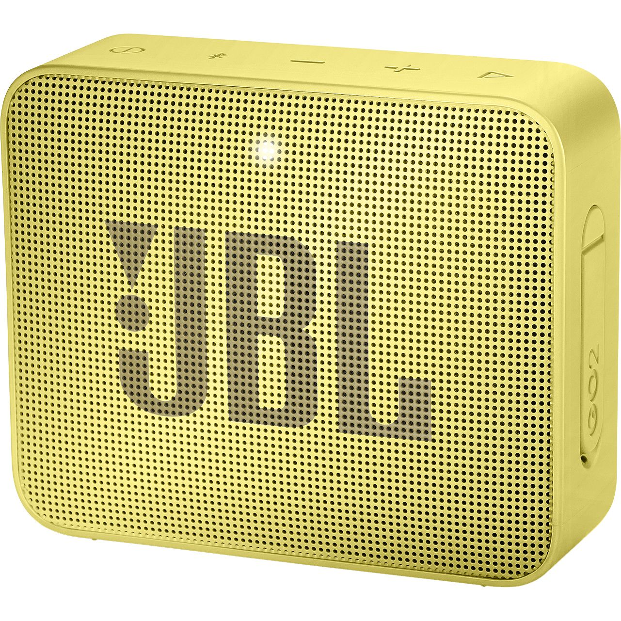 Boxa portabila JBL Go 2, Wireless, Bluetooth, IPX7 Waterproof, Lemonade Yellow