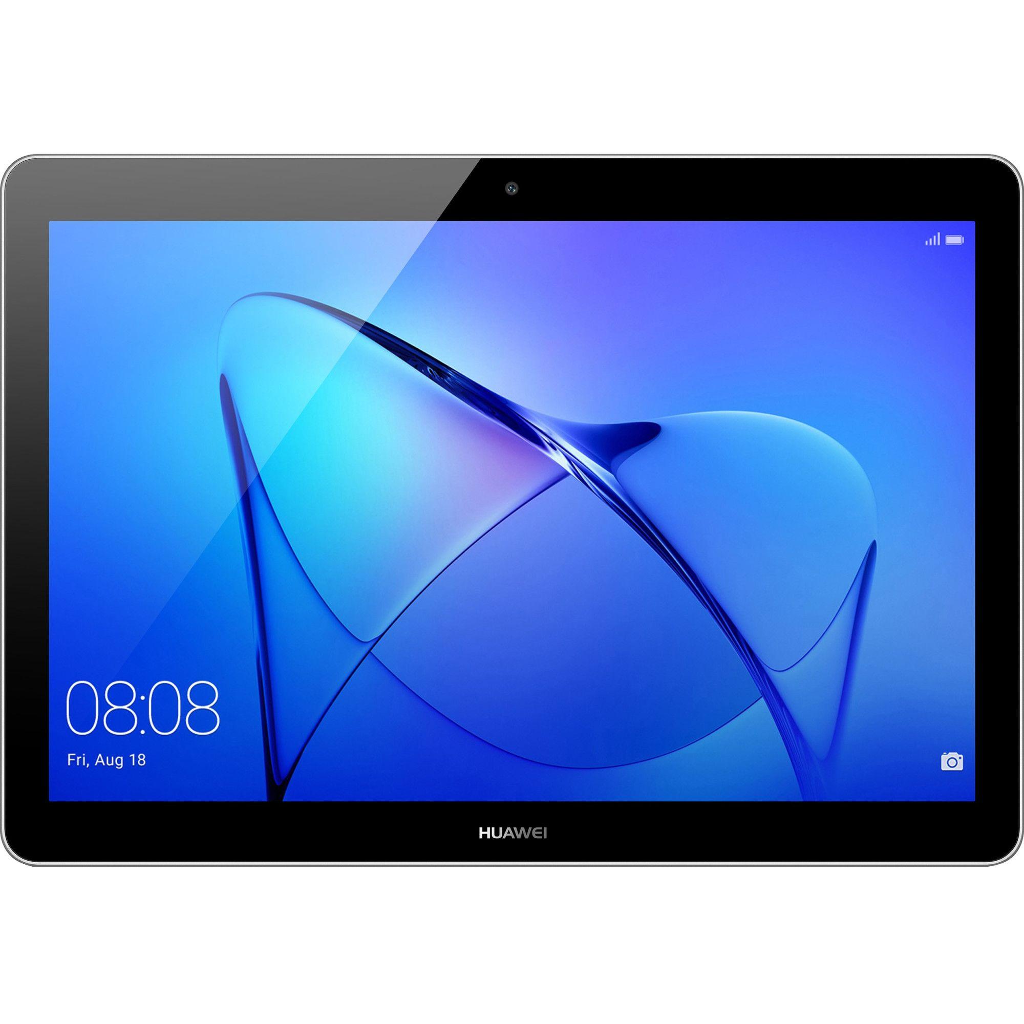 """Tableta Huawei Mediapad T3 10, Quad Core, 9.6"""", 32GB, 2GB RAM, 4G, Space Grey"""