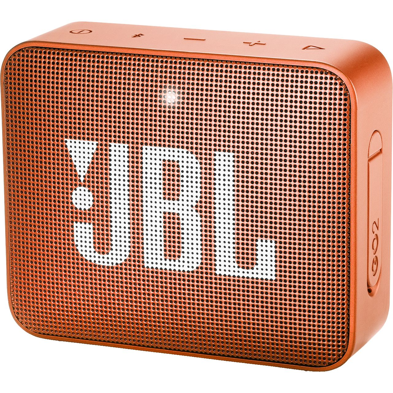 Boxa portabila JBL Go 2, Wireless, Bluetooth, IPX7 Waterproof, Coral Orange
