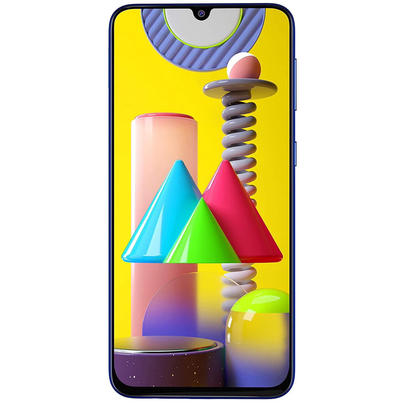 Telefon mobil Samsung Galaxy M31, Dual SIM, 64GB, 6GB RAM, 4G, Ocean Blue