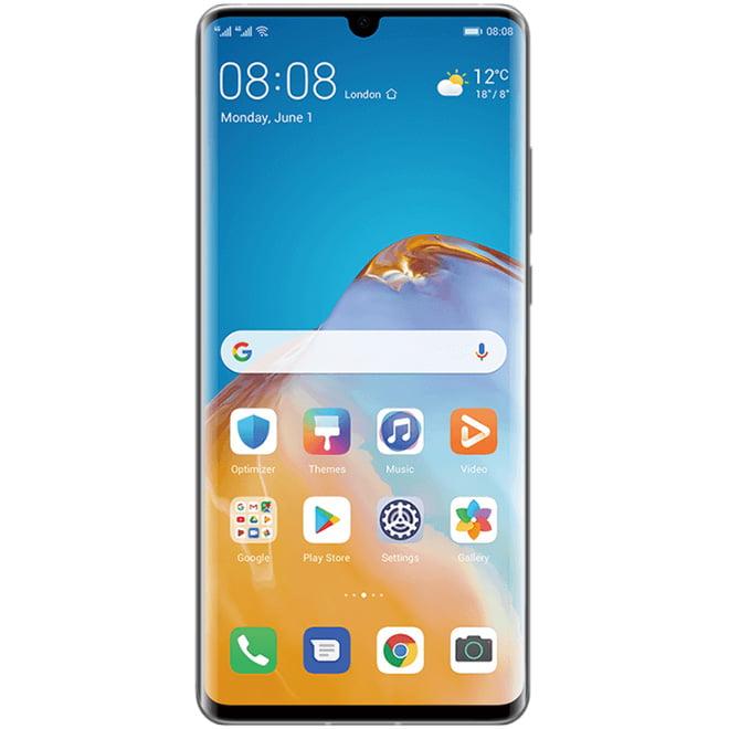 Telefon mobil Huawei P30 Pro New Edition, Dual SIM, 256GB, 8GB RAM, 4G, Silver Frost