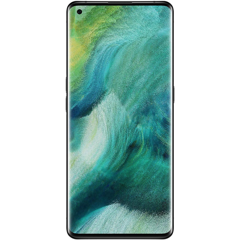 Telefon mobil Oppo Find X2 Pro, Single SIM, 512GB, 12GB RAM, 5G, Ceramic Black