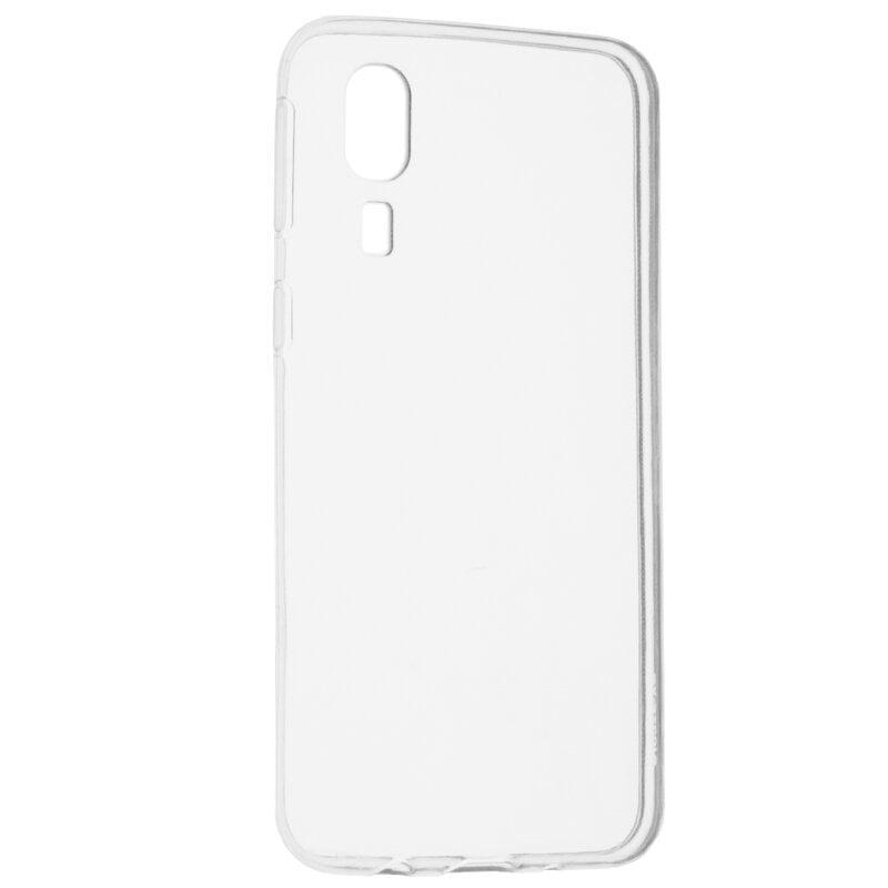 Husa silicon pentru Samsung Galaxy A2 Core, Clear Case, Transparent