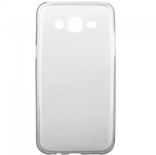Husa silicon pentru Samsung Galaxy Core Prime (G360), Clear Case, Transparent
