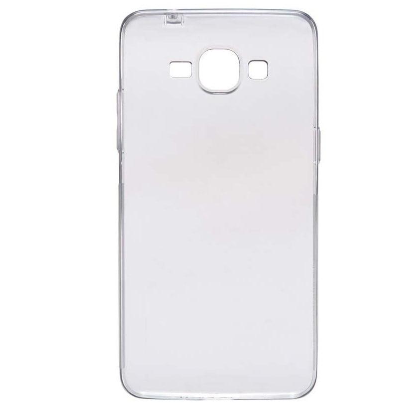 Husa silicon pentru Samsung Galaxy Grand Prime (G530H), Clear Case, Transparent