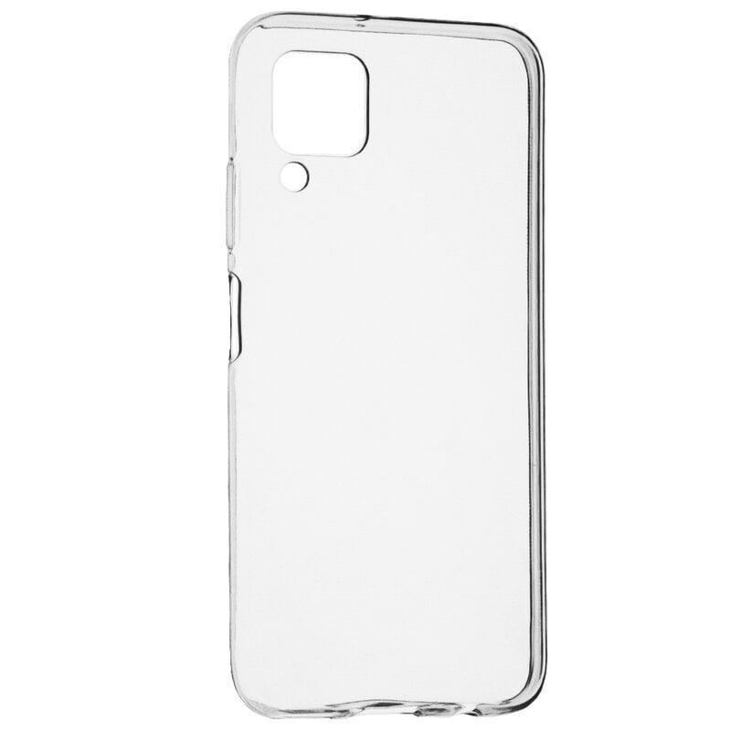 Husa silicon pentru Huawei P40 Lite, Clear Case, Transparent