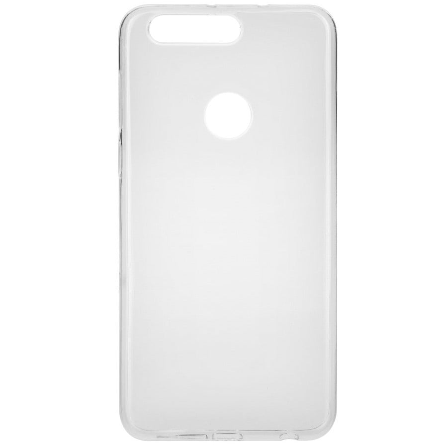Husa silicon pentru Huawei Honor PLAY, Clear Case, Transparent